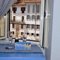 Отель RotondaPantheon балкон