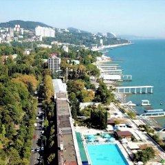 Гостиница Novaya Aleksandriya пляж фото 2