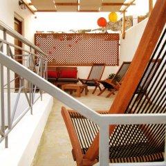 Отель CasaLindos балкон