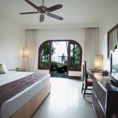 Отель Vivanta By Taj Fort Aguada 5* Номер Делюкс