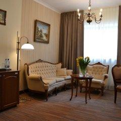 Отель Centrum Barnabitów 3* Стандартный номер с различными типами кроватей фото 5