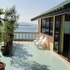 Отель Baan Karon Hill Phuket Resort бассейн фото 2