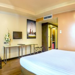 Отель Bangkok Cha-Da 4* Улучшенный номер фото 8
