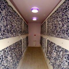 Гостиница HQ Hostelberry Кровать в женском общем номере с двухъярусной кроватью фото 10