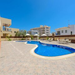 Отель Fig Tree Bay Villa 6 Кипр, Протарас - отзывы, цены и фото номеров - забронировать отель Fig Tree Bay Villa 6 онлайн бассейн
