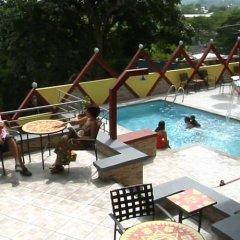 Отель Maya Vista Гондурас, Тела - отзывы, цены и фото номеров - забронировать отель Maya Vista онлайн бассейн фото 2