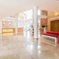 Отель Sol de Alcudia Apartamentos интерьер отеля фото 2