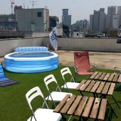 Hostel Maru Hongdae бассейн фото 2