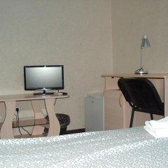 Гостиница Четыре Комнаты Номер Эконом разные типы кроватей фото 2