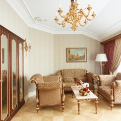 Талион Империал Отель 5* Улучшенный люкс с различными типами кроватей фото 2