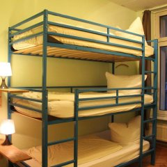 Buch-Ein-Bett Hostel Стандартный номер с различными типами кроватей фото 3