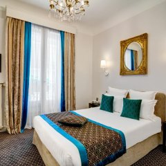 Отель Hôtel Bradford Elysées - Astotel 4* Стандартный номер с различными типами кроватей фото 3