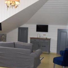 Мини-отель Грандъ Сова Номер Делюкс с различными типами кроватей фото 13