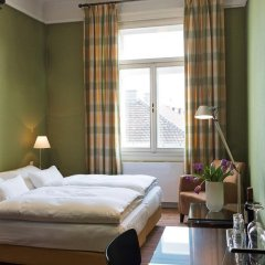 Small Luxury Hotel Altstadt Vienna 4* Стандартный номер с различными типами кроватей фото 7