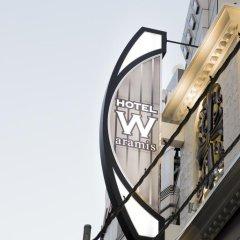 Отель W aramis Япония, Токио - отзывы, цены и фото номеров - забронировать отель W aramis онлайн фото 2