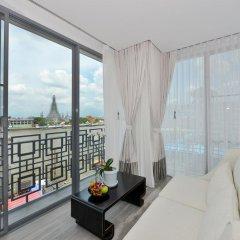 Отель Riva Arun Bangkok 4* Номер Делюкс с различными типами кроватей фото 26