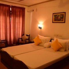 Hotel Lagoon Paradise 3* Номер Делюкс с различными типами кроватей фото 2
