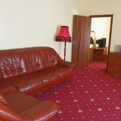 Гостиница Пансионат Золотая линия 3* Люкс с различными типами кроватей фото 15