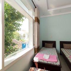 Отель Quynh Long Homestay 3* Кровать в общем номере с двухъярусной кроватью фото 4