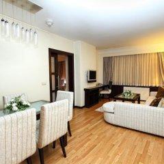 Surmeli Ankara Hotel 5* Люкс разные типы кроватей фото 5