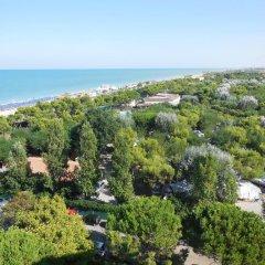 Отель Villaggio Conero Azzurro Италия, Нумана - отзывы, цены и фото номеров - забронировать отель Villaggio Conero Azzurro онлайн пляж фото 2