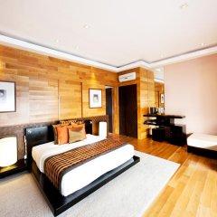 Отель Adaaran Prestige Vadoo 5* Вилла с различными типами кроватей фото 3
