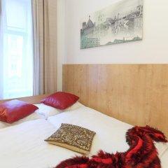 Апартаменты Queens Apartments Стандартный номер с различными типами кроватей фото 10