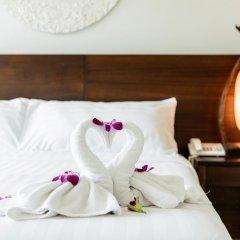 Отель L'esprit de Naiyang Beach Resort 4* Номер Делюкс с двуспальной кроватью фото 8