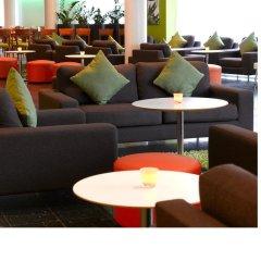 Thon Hotel Brussels Airport интерьер отеля