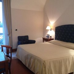 Hotel Flora 4* Номер категории Эконом с различными типами кроватей фото 4