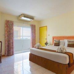 Eastiny Bella Vista Hotel & Residence Паттайя комната для гостей фото 5