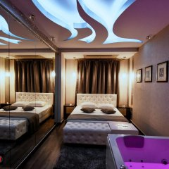 Carol Hotel 2* Полулюкс с разными типами кроватей фото 12