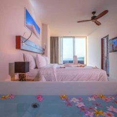 Отель Surin Beach Resort 4* Улучшенный номер с двуспальной кроватью фото 2