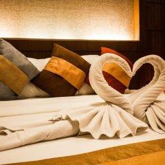 Отель Samui Sense Beach Resort 4* Улучшенный номер с различными типами кроватей фото 2