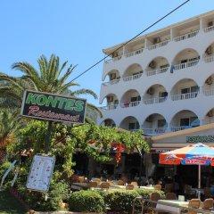 Kontes Beach Hotel Турция, Мармарис - отзывы, цены и фото номеров - забронировать отель Kontes Beach Hotel онлайн фото 2