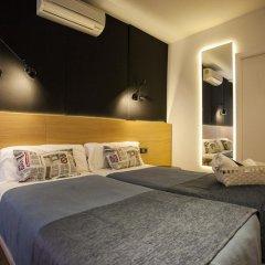 Отель Hostal CC Malasaña Стандартный номер с двуспальной кроватью фото 15