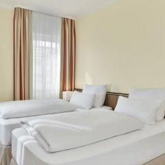 Отель NH Muenchen City Süd 3* Стандартный номер с различными типами кроватей