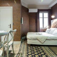 Отель Azur City Home Улучшенная студия с различными типами кроватей фото 4