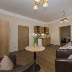 Отель Aparthotel Lublanka 3* Стандартный номер с различными типами кроватей фото 7
