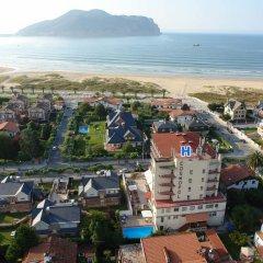Отель Cosmopol Испания, Ларедо - отзывы, цены и фото номеров - забронировать отель Cosmopol онлайн пляж фото 2