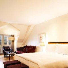 Hotel Bellevue Palace Bern 5* Стандартный номер с двуспальной кроватью фото 2