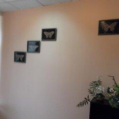 Мини-Отель Ю-Порт Номер Эконом разные типы кроватей фото 2