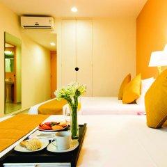 Отель Mision Express Merida Altabrisa 3* Стандартный номер с разными типами кроватей фото 3