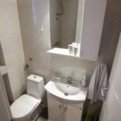Отель Dositej 3 Сербия, Белград - отзывы, цены и фото номеров - забронировать отель Dositej 3 онлайн ванная фото 2