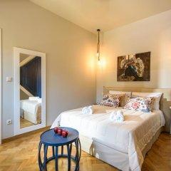 Отель Candia Suites & Rooms 3* Улучшенный люкс с различными типами кроватей фото 4