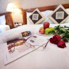 Eden Garden Hotel 3* Семейный номер Делюкс с различными типами кроватей фото 4