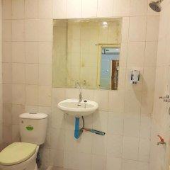 Отель Bright hotel Мьянма, Хехо - отзывы, цены и фото номеров - забронировать отель Bright hotel онлайн ванная