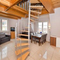 Отель Apartamenty Zacisze Апартаменты с различными типами кроватей фото 20