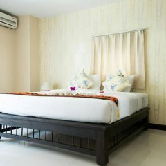 Отель Jomtien Plaza Residence 3* Номер Делюкс с различными типами кроватей фото 11
