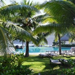 Отель Pacific Studio by Tahiti Homes Французская Полинезия, Аруе - отзывы, цены и фото номеров - забронировать отель Pacific Studio by Tahiti Homes онлайн бассейн